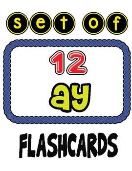 Ay Flashcards