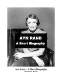 Ayn Rand - A Short Biography