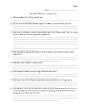 Ayn Rand Introduction Activity: Web Comic Worksheet