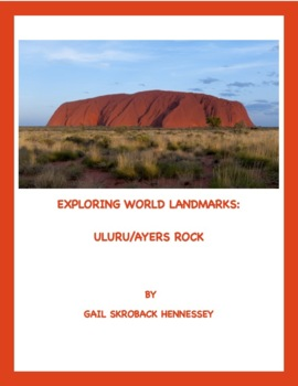 Ayers Rock:  Explore World Landmarks!