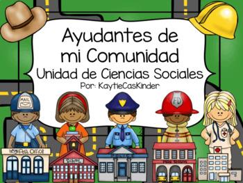 Ayudantes de mi Comunidad: Unidad de Ciencias Sociales : Community Helpers