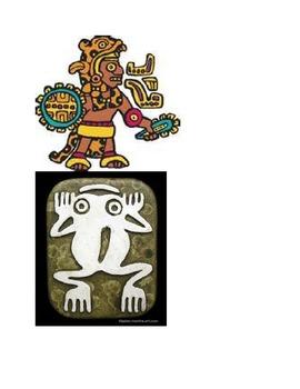 Aztec Art Symbols