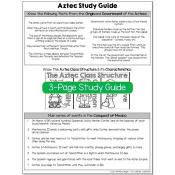 Aztec Assessments
