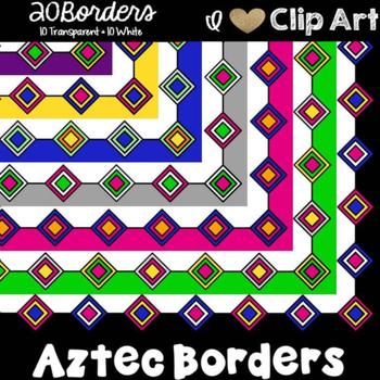 Aztec Borders