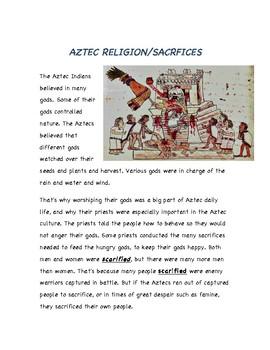 Aztec Civilization/Empire