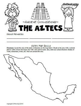 Aztec Activities