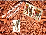 Aztec Culture and Achievements Information Sheet and Worksheet