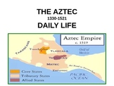 Aztec Daily Life