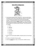 Aztec Deity Assignment