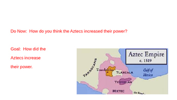 Aztec Do Now or Warm Up Questions