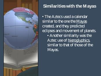 Aztec Empire PowerPoint