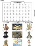 Aztec Empire Word Search