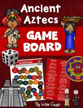 Aztec Game Board