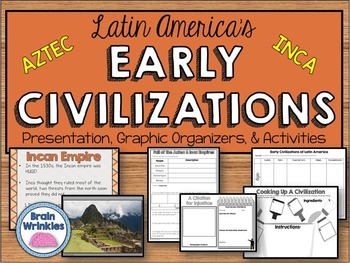 Aztec & Inca: European Impact on Early Civilizations (SS6H1a)