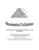 Aztec, Inca, Maya, Mississippian Civilization Game