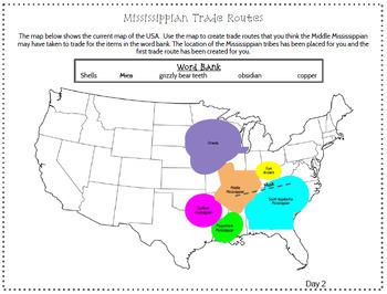 Aztec, Inca, Maya and Mississippian Bundle (15 days)