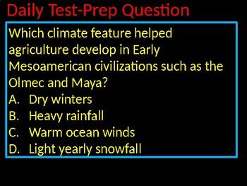 Aztec, Inca, and Maya Powerpoint presentation