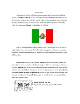 Aztec Legends