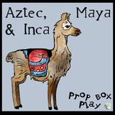 Aztec, Maya and Inca Activity