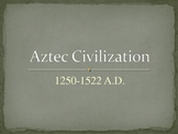 Aztec Powerpoint - Elementary