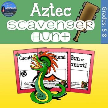 Aztec Scavenger Hunt