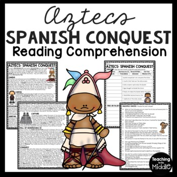 Aztec Spanish Conquest, Mesoamerica, Ancient Civilizations, Aztecs, Cortes