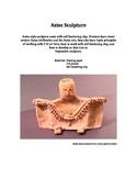 Aztec Style Sculpture