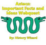 Aztec Webquest and Spy Journal Activity (Two Lesson Plans)