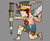 Aztec and Maya Clip Art