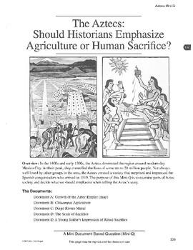 Aztecs: DBQ
