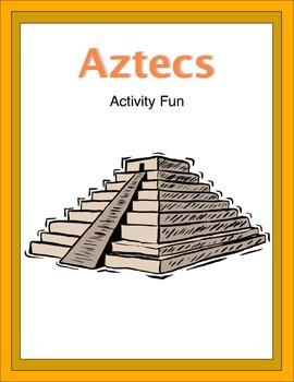 Aztecs Activity Fun