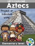 Aztecs - Ancient Civilization Research Unit