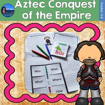 Aztecs - Conquest of the Empire