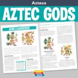 Aztecs - Gods and Goddesses