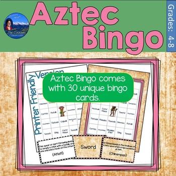 Aztecs Review Games