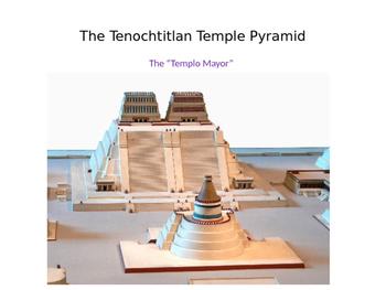 Aztecs: Tenochtitlan Temple Pyramid (Templo Mayor)