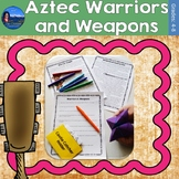Aztecs Warriors and Weapons