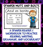Azul es bonito:A beginning Spanish workbook/reader(article
