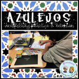 Azulejos de Vocabulario (Spelling and Vocabulary Practice)