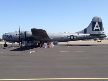 B-29 Bomber WWII World War II Hiroshima Nagasaki