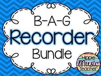 B-A-G Recorder Bundle