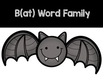B-AT Word Family