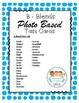 B-Blends Photo Based Task Cards