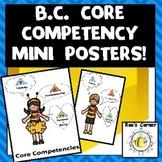 B.C Core Competency Mini Posters!