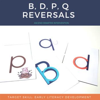 B D P Q Reversals