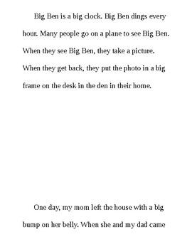 B D P Q Stories