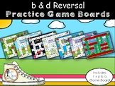 B & D Reversal Games - 7 Awesome Playing Boards!