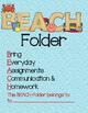 B.E.A.C.H. Binder Cover *Parent Communication Tool*