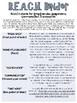 B.E.A.C.H. Binder Covers {Parent Communication Tool} **NEW Beach Design**