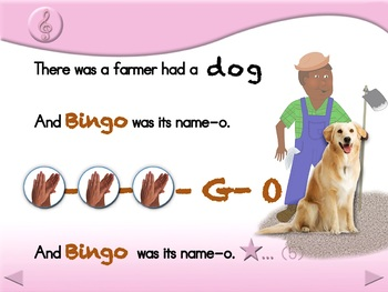 B-I-N-G-O & Friends - Animated Step-by-Step Song - Regular